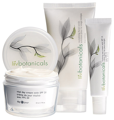 Avon Liiv Botanicals Vital Day Cream Day Cream for the face