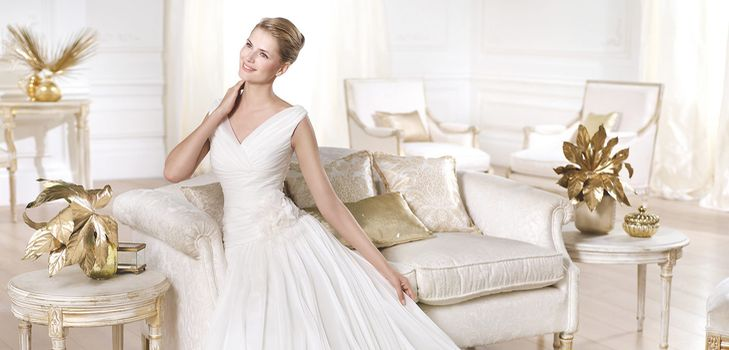 Fashionable wedding dresses 2015, photos of actual models. How to choose the perfect wedding dress