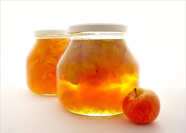 How correctly to cook apple jam?