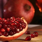 Benefit of pomegranate