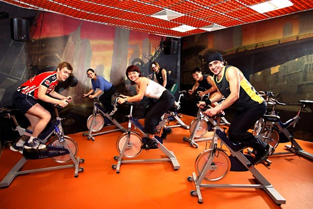 Types of fitness: cycling